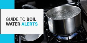 Guide to boil water alerts