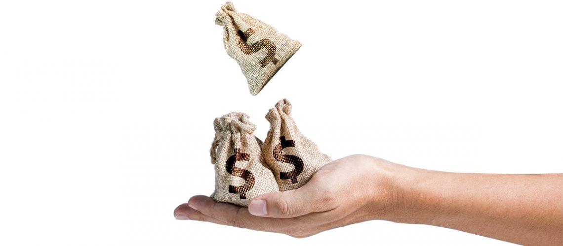 us-dollar-sacks-post!